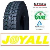 1100r20 Joyallbrand駆動機構の放射状のトラックおよびバス管のタイヤ