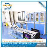 A China a construção do Hospital Promocional Máquina de correia de rolete da esteira transportadora