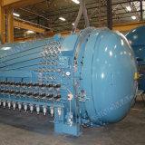 3000X12000mm d'automatisation complète de chauffage électrique industriel Autoclave composite (SN-CGF30120)