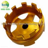 CNCの機械化アルミニウム6061/5052/2017および黄銅による自動車部品