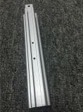 6063 usinées en alliage aluminium/aluminium extrudé/profil extrudé