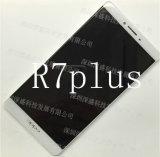 Telefone móvel LCD do OEM para o conjunto de tela do toque de Oppo R7p