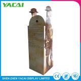 Переработанных в сложенном состоянии безопасности напольная подставка для установки в стойку для супермаркетов