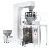 De achter Verzegelende Automatische Verticale Machine van Capsulepacking van de Vorm voor de Zaden van de Pinda's van de Noten van Spaanders 420c