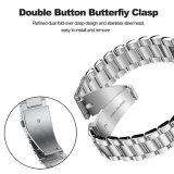 Accessoires métalliques en acier inoxydable Watch pour bande Fitbit ionique