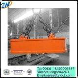 Levantamento eletromagnético magnético forte para o manuseio de sucatas de aço de MW61-23090L/1-75-QC