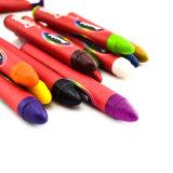 بيع بالجملة 12 ألوان [أيل بينتينغ] مراقم طبشور زاهية [نونتوإكسيك]