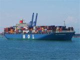 De betrouwbare Dienst die van de Logistiek van Guangzhou aan Letland verschepen