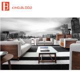 Mobilia stabilita dello strato del sofà sezionale moderno alla moda europeo elegante del salone