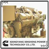(KTA38-M1000) motor de propulsión diesel original de marina del cilindro V-12 de 1000HP Cummins