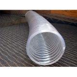 Kundenspezifisches super flexibles Belüftung-gewundenes Stahldraht-verstärktes Hochleistungsrohr