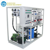 Automatic 10000 litros RO portátil planta de agua mineral.