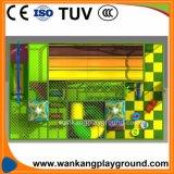 Les enfants Aire de jeux doux pour le Shopping Mall supermarché Terrain de jeux intérieur (WK-F71031B)