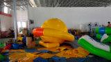 膨脹可能な水おもちゃ、気密の膨脹可能なプール大人、水ゲームの製品のための浮遊水ジャイロコンパス卸しで