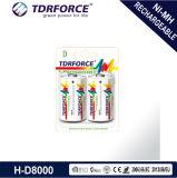 (D/HR20) Batterie d'hydrure en métal de nickel rechargeable avec du ce pour la souris éloignée