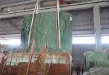 タントンの緑の大理石の平板のタイル