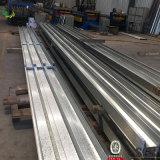 De Vervaardiging van de Bladen van Bondek Decking van de Vloer van het staal