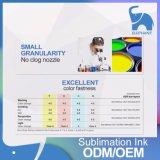 Mit hoher Schreibdichtechina-Sublimation-Farben-Tinte für Dx5 Dx7