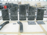 Надгробная плита гранита китайская с гравировкой