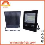 オプション屋外LEDのフラッドライトのためのセリウムRoHS公認10-100W