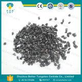 Grânulo do carboneto de tungstênio usados para as peças do desgaste