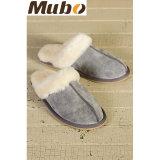 A pele de carneiro Merino australiana calç deslizadores internos para mulheres
