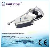 Haushalt elektrisches Flojet Flaschen-Wasser-Zufuhr-Pumpen-System mit Adapter
