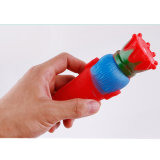 최고 튼튼한 판매 여분 안전한 젖니가 남 작은 개 장난감