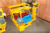 Qmy4-30Aの移動式油圧具体的な空の煉瓦作成機械煉瓦機械敵の販売