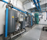 고품질 작은 나사 압축기를 위한 알루미늄 관 네트워크 시스템