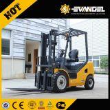 XCMG 3.5 Tonnen-Triplex Mast-Seiten-Schaltdiesel-Gabelstapler