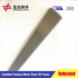 Hartmetall-Streifen mit hoher Verschleißfestigkeit für tragenden Teil-Gebrauch