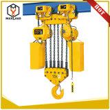 Таль с цепью протокола испытаний оборудования 10t электрическая