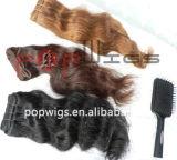 Rabo-de-moda 100% de cabelo humano (PPG-l-014718)
