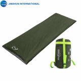 屋外のキャンプの寝袋の軽量のFoldableエンベロプの寝袋