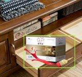 Méthode d'application de la brosse et de l'état liquide Enduit imperméabilisant peinture bois