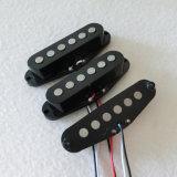 l'AlNiCo Rods de 6.3mm choisissent la camionnette de livraison de guitare de bobine pour la guitare de début