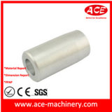 El trabajar a máquina del CNC de la pieza de aluminio de la arandela del OEM