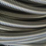 Boyau ondulé chimique de métal flexible