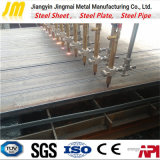 Cortadora de acero del plasma del CNC de la placa de acero del tubo
