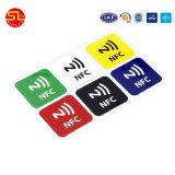 Adesivo da NFC RFID aplicado no rastreamento de ativos, Biblioteca, patrulhar Checkpoint, Gerenciamento de inventário