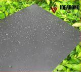 Matière composite en aluminium d'ACP du PE nano PVDF de Vert-Lame d'Ideabond