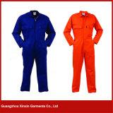 Uniformes bon marché de vêtements de travail de combinaison de sûreté fonctionnant la combinaison (W03)