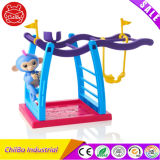 Bar Patio Liv el bebé alevines Playset Mono Azul Toy