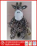 セリウムは生徒のための動物のプラシ天のおもちゃ袋をからかう
