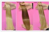 Estensioni diritte dei capelli umani di Ombre dei capelli malesi del Virgin