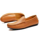 جيّدة صنع وفقا لطلب الزّبون يبيع علامة تجاريّة [هيغقوليتي] [كسول ستل] مسطّحة رجال حذاء