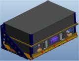 E-Pow, het Pak van de Batterij van het Lithium 99.6kwh voor Interlokale Vrachtwagens