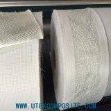 Unidirektionales gestricktes Fiberglas-Gewebe mit Polyester-Schleier