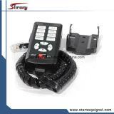 Elektronische Griff-Sirene mit Mikrofon-Feuersignal-Sirene-Polizeiwagen-Warnungs-Sirene (CJB400DC)